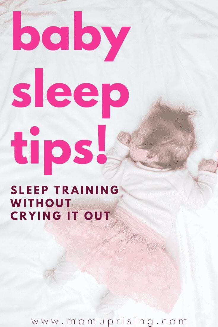 Sleep Training Without Cry It Out Method
