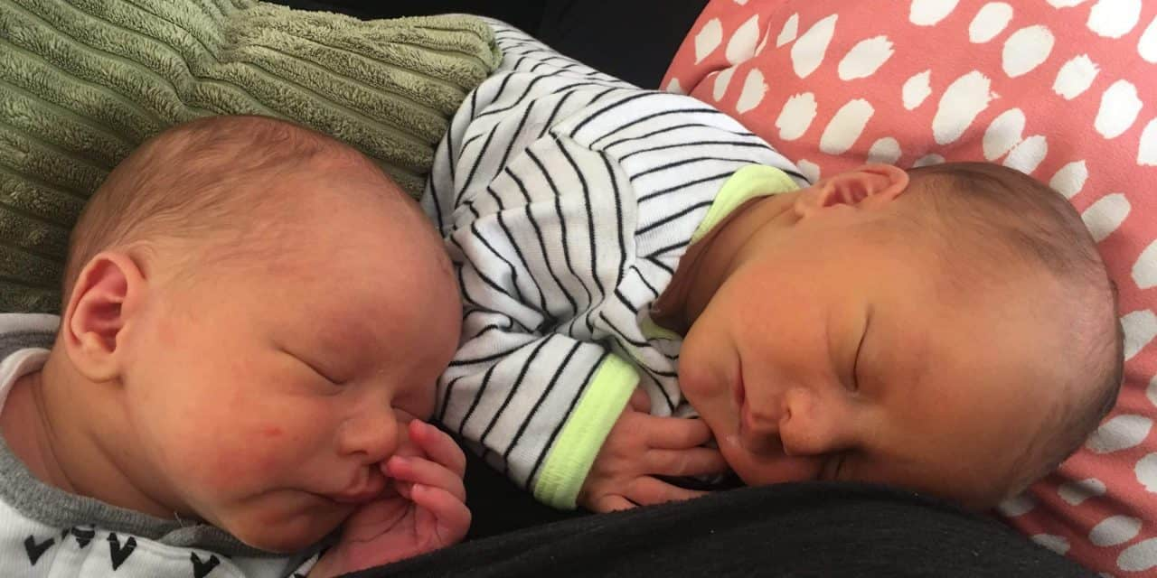 What I Learned from Breastfeeding Twins for Two Years